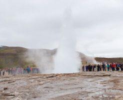 アイスランド間欠泉