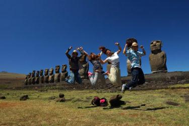 世界七不思議 イースター島